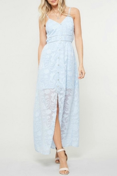 ALB Anchorage Floral Pattern Maxi-Dress - Product List Image