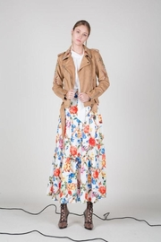 BEULAH STYLE Floral Pattern Skirt - Product Mini Image