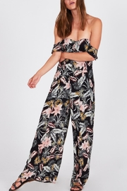 AMUSE SOCIETY Floral Paz Romper - Product Mini Image
