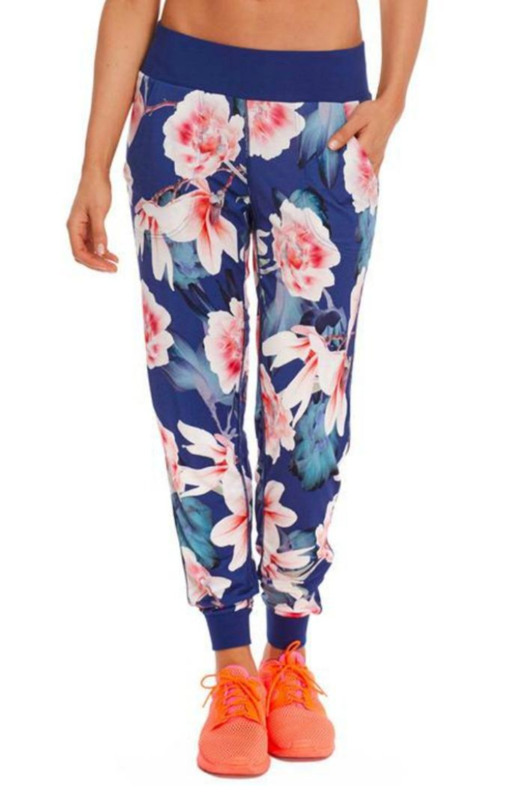 BODY GLOVE Floral Persephone Jogger - Main Image