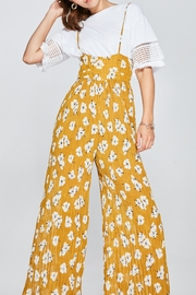 Few Moda Floral Pleated Jumpsuit - Other