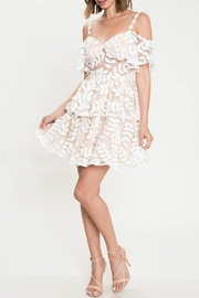 L'atiste Floral Popup Dress - Product Mini Image