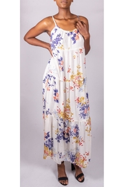 Final Touch Floral Prairie Dress - Front cropped
