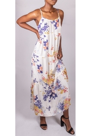 Final Touch Floral Prairie Dress - Side cropped