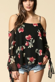 By Together Floral Print Chiffon - Product Mini Image