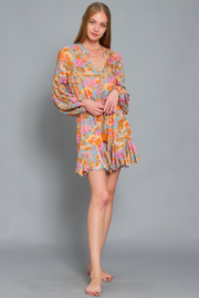 AAKAA Floral Print Dress - Other