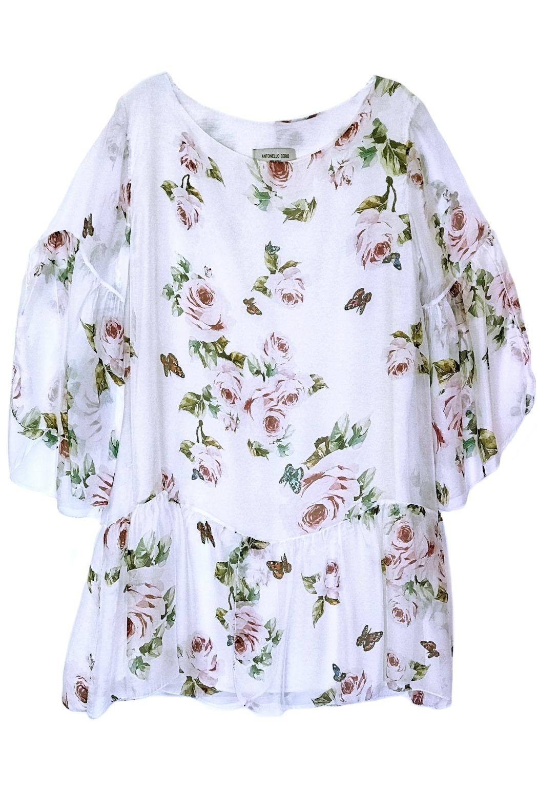 ANTONELLO SERIO Floral Print Dress - Main Image