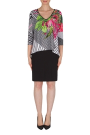 Joseph Ribkoff Floral Print Dress - Product Mini Image