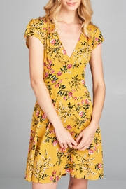 Racine Floral Print Dress - Product Mini Image