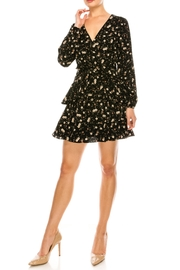 Alythea Floral Print Dress - Product Mini Image