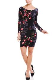Dress Code Floral Print Dress - Product Mini Image