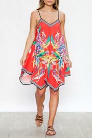 Flying Tomato Floral print dress - Product Mini Image