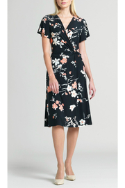 Clara Sunwoo Floral Print  Dress - Product Mini Image