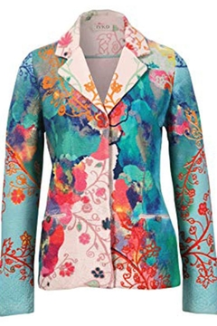 Shoptiques Product: Floral Print Jacket