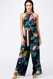 Her Bottari Floral Print Jumpsuit - Product Mini Image