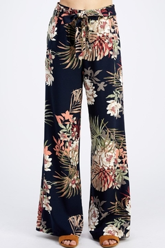 Shoptiques Product: Floral Print Pants
