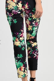 Joseph Ribkoff  floral print pants - Side cropped