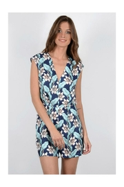 Molly Bracken Floral Print Romper - Product Mini Image