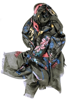 ANTONELLO SERIO Floral Print Scarf - Product List Image
