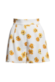 Renamed Clothing Floral Print Short - Product Mini Image