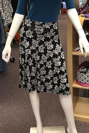 Got Style Floral Print Skirt - Product Mini Image