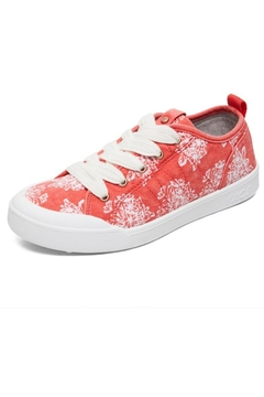 Roxy Floral Print Sneaker - Product List Image