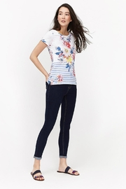 Joules Floral Print T-Shirt - Product Mini Image