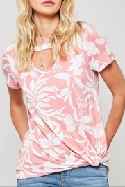 Promesa USA Floral Print Tee - Front cropped