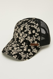 O'Neill Floral Print Trucker - Product Mini Image