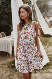 Mountain Valley Floral Racerback Dress - Product Mini Image