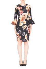 Joseph Ribkoff Floral Rachel Dress - Product Mini Image