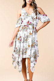KORI AMERICA Floral Romance dress - Product Mini Image