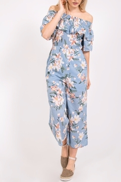 LP80971 Floral Romance jumpsuit - Product List Image