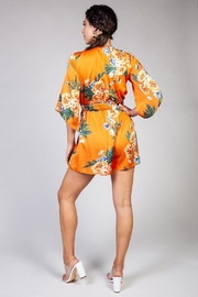 Latiste Floral Romper - Front full body