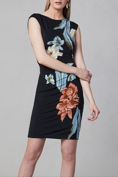 Frank Lyman Floral Sheath Dress - Alternate List Image