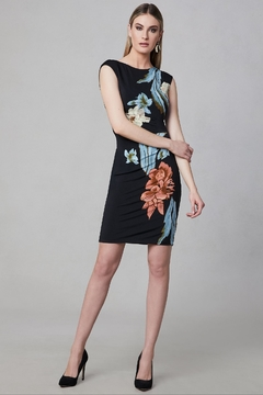 Frank Lyman Floral Sheath Dress - Product List Image