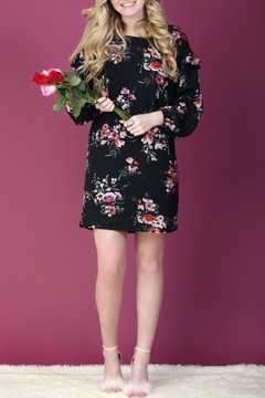 Everly Floral Shift Dress - Product List Image