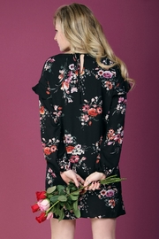 Everly Floral Shift Dress - Other