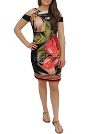 Frank Lyman Floral Shift Dress - Product Mini Image