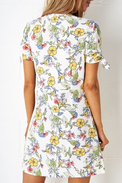 frontrow Floral Shift Dress - Alternate List Image