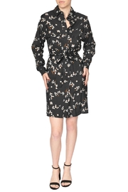 FRNCH Floral Shirt Dress - Product Mini Image