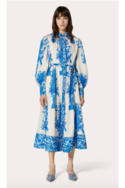 Valentino FLORAL SHIRTDRESS - Product Mini Image