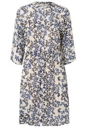 Munthe Floral Silk Dress - Product Mini Image