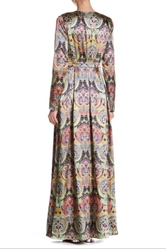 Gracia Floral Silk Maxi - Alternate List Image