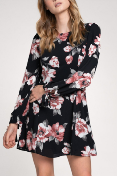 Shoptiques Product: Floral Skater Dress