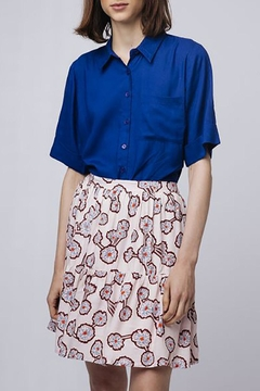 Compania Fantastica Floral Skirt - Product List Image
