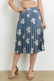 lelis Floral Skirt - Product Mini Image