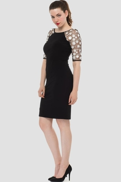 Shoptiques Product: Floral Sleeve Dress