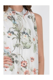 Molly Bracken Floral Sleeveless Dress - Side cropped