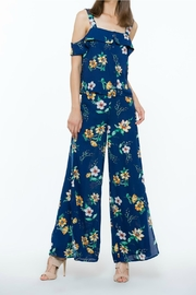 The Room Floral Sleeveless Top - Product Mini Image